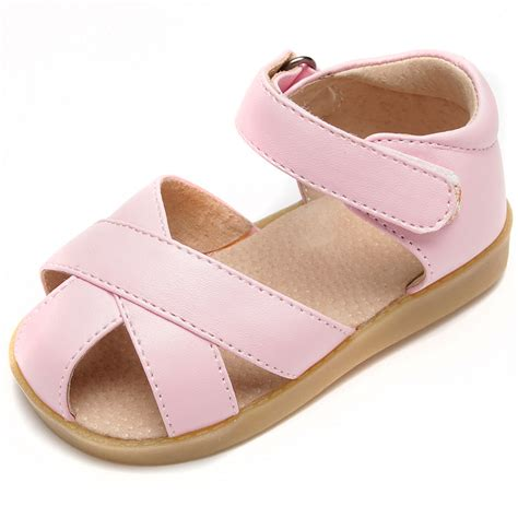 toddler sandals princess closed toe sandal toddler squeaky shoes