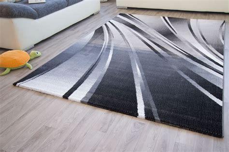 teppich silber designer teppich modern dolce metallic abstrakt silber