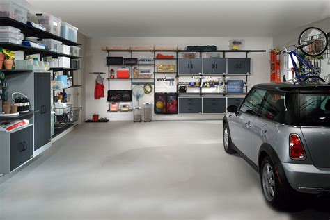 Closet Organizing by Turn A Corner Of Your Garage Into A Sports Locker The