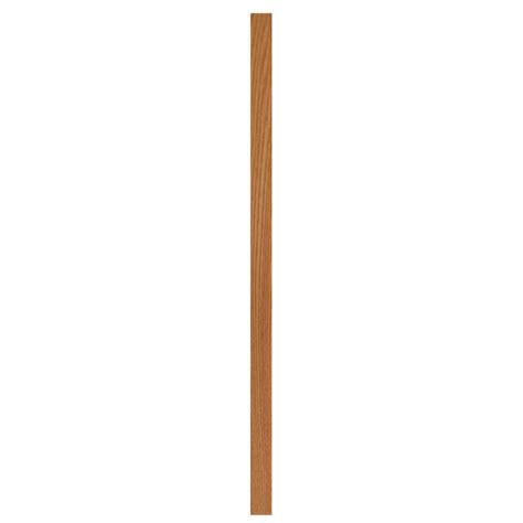 wood banisters square wood baluster 5060 stair parts com