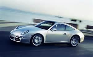 2007 Porsche 911 Targa 4 Car And Driver