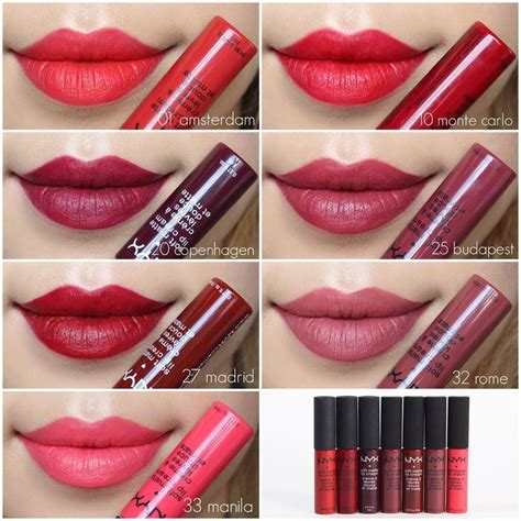Nyx Smlc Rome best 25 lip ideas on
