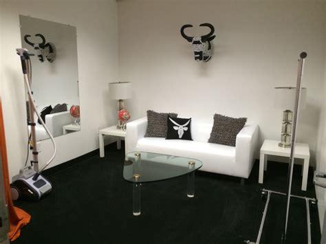 stage dressing room studio two rental