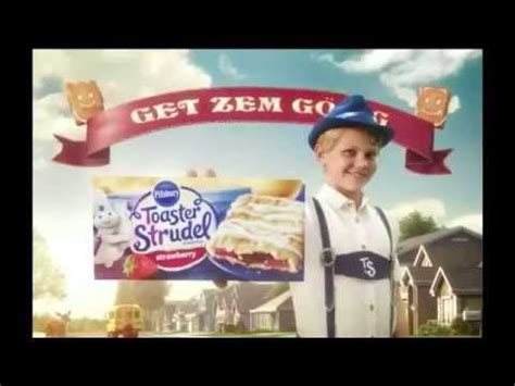 How To Make A Toaster Strudel Toaster Strudel Commercial Youtube