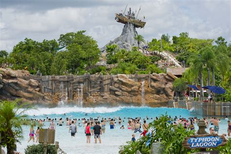 Typhoon Lagoon and Blizzard Beach winter refurbishment schedule