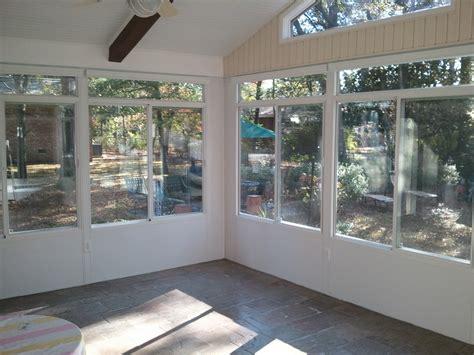 Four Seasons Patio Enclosures Patio Sunroom Porch Enclosures Glass Four Seasons