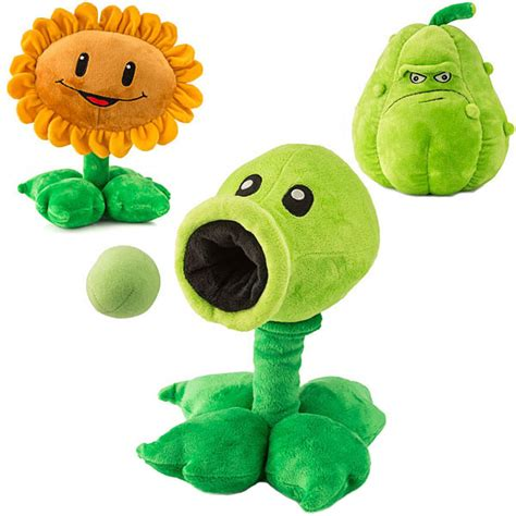 plants  zombies deluxe plush toys