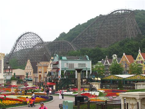 hotel everland everland is the first family park in korea impressive
