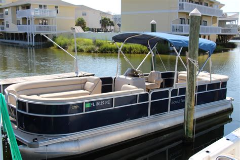 used pontoon boats for sale panama city fl quot pontoon quot boat listings in fl