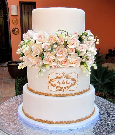 Delicious Arts, Wedding Cake, California   Los Angeles