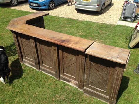 used bar tops for sale secondhand vintage and reclaimed bar and pub