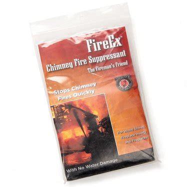 Chimney Suppressant - fireex chimney suppressant hearth accessories lehman s