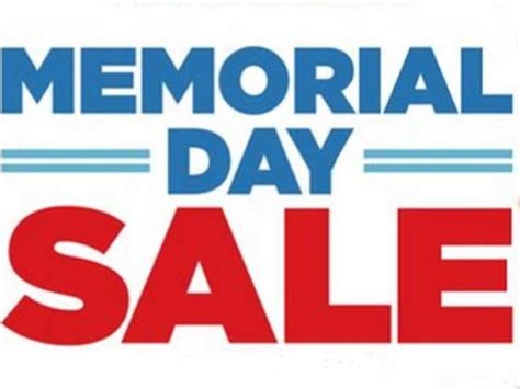 day sale the best memorial day weekend sales wjjk fm