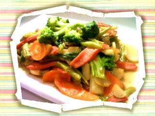 cara membuat capcay chinese food cara memasak capcay sayuran cara memasak