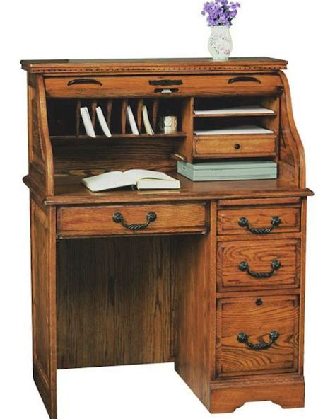 solid wood computer desk best price best 25 winners only 36 quot computer desk with roll top wo h136r