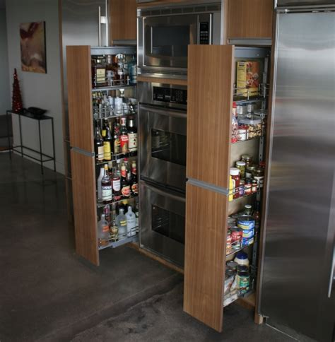 Pull Out Pantry by Pull Out Pantry W L Rubottom Cabinets Co