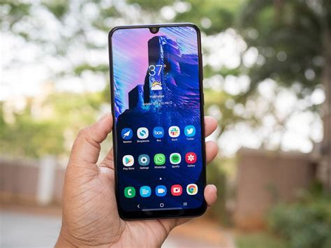 Samsung Galaxy A50 Android 9 by Samsung S Excellent Galaxy A50 Mid Ranger Is Coming To The U S For 350 Android Central