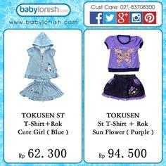 Baju Bayi Tatami dapatkan rok cantik dari tatami babylon tersedia ukuran