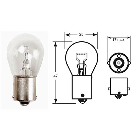 light in the box uk contact number 10x rw382 bulb 12v 21w p21w ba15s stop and flasher bulb ebay