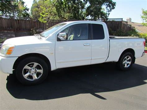 how to work on cars 2004 nissan titan navigation system find used 2004 nissan titan se v8 king cab nice work truck no accidents in san francisco
