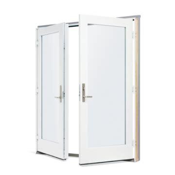 Andersen Hinged Patio Door 200 Series by Andersen 200 Series 2 Panel Hinged Patio Poors Inswing