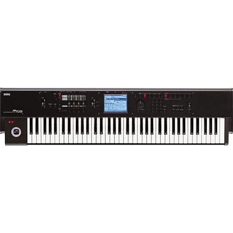 korg m50 73 key compact workstation musician s friend