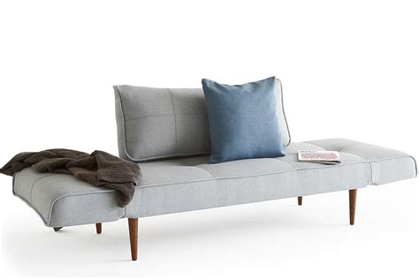 sofa verstellbare armlehnen the zeal sofa bed from innovation denmark