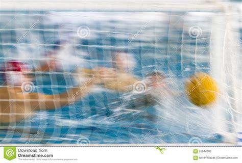water polo goalkeeper books waterpolo stock photo image 55944500