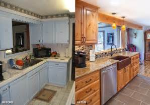 Galley Kitchen Remodeling Ideas Lyons Oregon Award Winning Kitchen Remodel Hueller