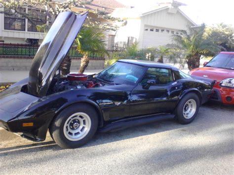 fast corvette fast 1979 chevrolet corvette