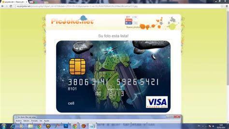 numeros de tarjetas de credito 2016 numeros de tarjetas de creditos y codigo de seguridad 2016
