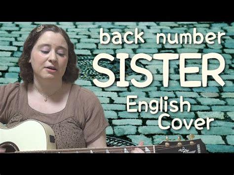 back number song lyrics back number sister k pop lyrics song