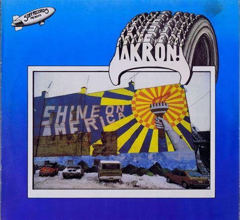Akron Ohio Records Various An Akron Compilation Stiff Records Get 3 Original 1978 Uk Akron Ohio