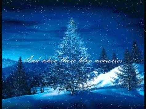 renee olstead blue christmas youtube