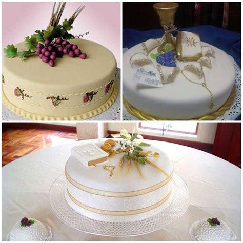 Pasteles Para Primera Comunion Tortas O Pasteles Para Primera Comunion De Ni 241 A2 Communion Communion
