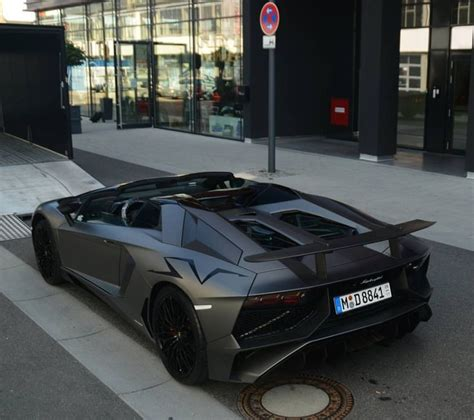 lamborghini aventador sv roadster grey best 25 lamborghini aventador roadster ideas on