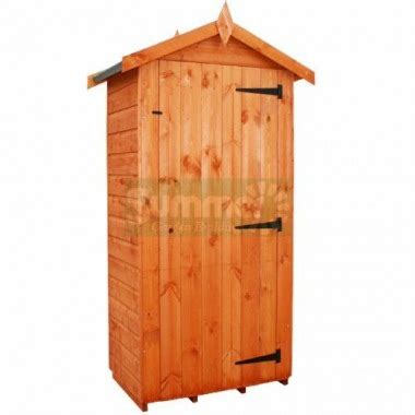 Small Wooden Garden Shed by Shiplap Apex Roof Small Storage Shed 231 All T And G