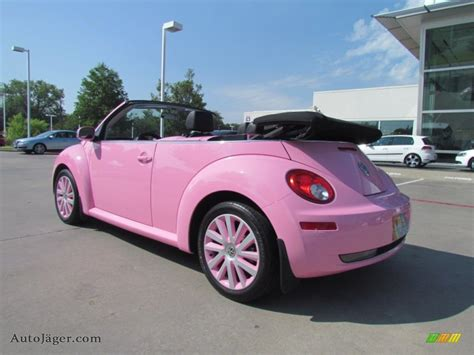 pink convertible volkswagen beetle pink for sale vw car pictures
