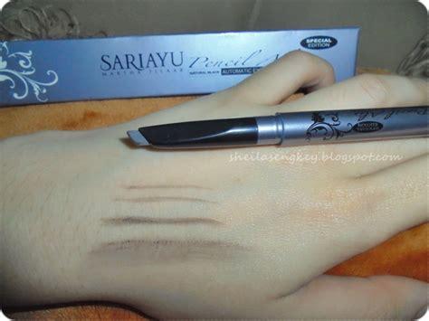 Harga Sariayu Automatic Eyebrow Pencil the lovender 3review sariayu automatic eyebrow pencil