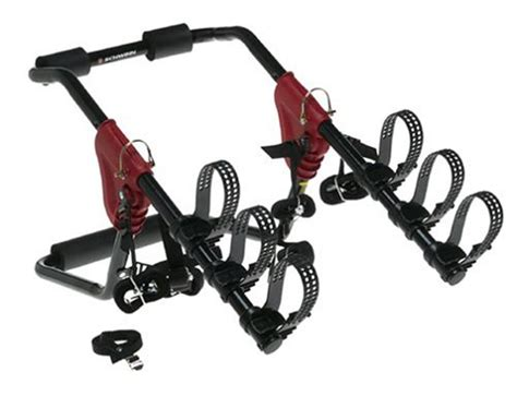 Schwinn Bike Rack by Schwinn Trackrack 3 Bike Trunk Mount Rack Cheapest Bike