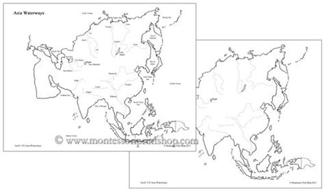 south america map blackline master 17 best images about study of asia on