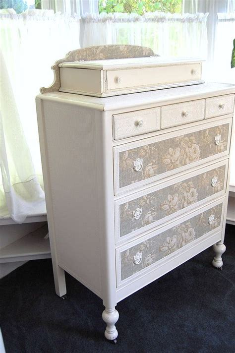 Distressed Cottage Furniture by Sweet Distressed Cottage Chic Embossed By