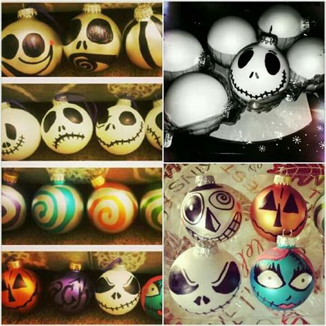 how to make nightmare before ornaments 1000 images about this is