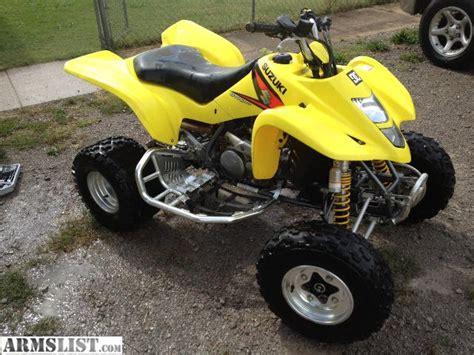 Suzuki Ltz400 For Sale Armslist For Sale Trade 2006 Suzuki Ltz 400