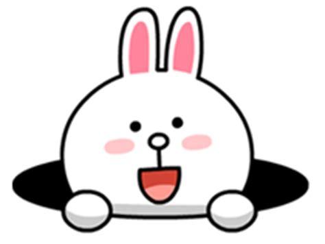 Kaos Line Emoticon Cony 1 Oceanseven line熊大與兔兔qq表情 這是我的部落格 隨意窩 xuite日誌