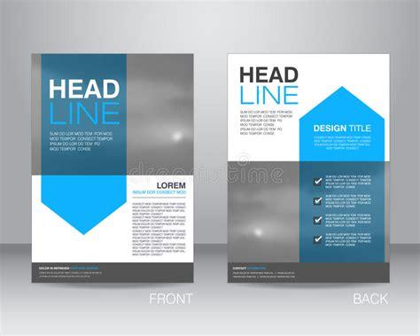 corporate brochure design templates corporate brochure flyer design layout template in a4 size