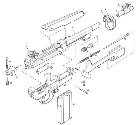 m1 carbine parts diagram rugerforum view topic anyone seen one of these