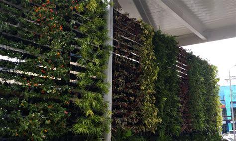 vertigrow vertical garden farming system green roof