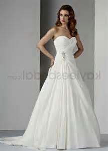 strapless wedding dress sweetheart neckline world dresses
