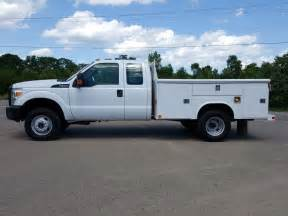 Utility L by Ford F350 Utility Truck Autos Post